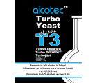 Спиртовые турбо дрожжи Alcotec Turbo 3